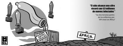 Lucha anti-sida:: una cuestión de solidaridad