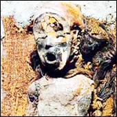 Las momias de mascotas